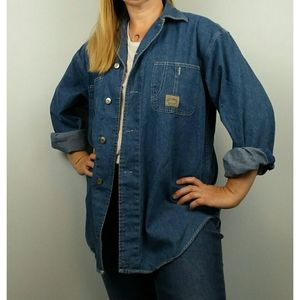 Vintage Ralph Lauren Polo Country Denim Shirt